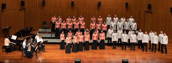 客总合唱团举办《岁月留歌·四》专场演唱会